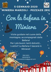 Befane in Miniera @ Miniera Marzoli di Pezzaze | Pezzaze | Lombardia | Italia