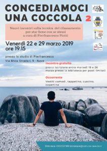 Concediamoci una coccola @ Sala Civica XXVIII Maggio - Biblioteca di Nave | Nave | Lombardia | Italia