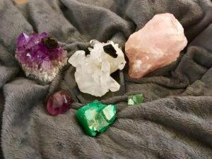 Benessere con i cristalli @ ARADIA atelier del benessere