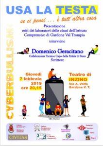Cyberbullismo @ Teatro di Inzino