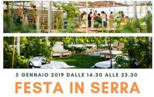 Festa in serra @  Dester Gardens