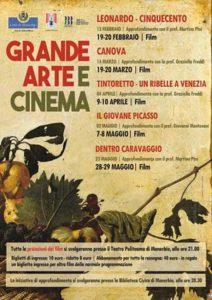 Grande Arte e CInema @ Teatro Politeama Manerbio