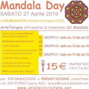 Mandala Day - Donne @ Atelier delle Fate Calvagese | Mocasina | Lombardia | Italia