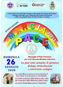 Marcia per la pace in Val Trompia @ casa Natale del Beato Paolo VI