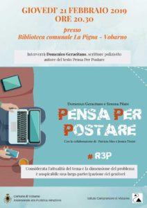 Pensa per postare @ Biblioteca Vobarno | Brescia | Lombardia | Italia
