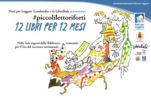 Ora del racconto speciale #piccolilettoriforti a Chiari @ Biblioteca di Chiari | Chiari | Lombardia | Italia
