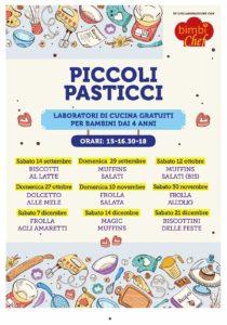 Piccoli pasticci a Mazzano @ Auchan Mazzano | Mazzano | Lombardia | Italia