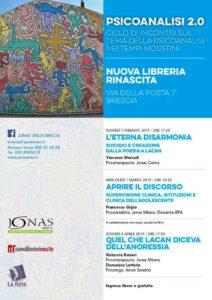 Psicoanalisi 2.0 @ Nuova Libreria Rinascita | Brescia | Lombardia | Italia