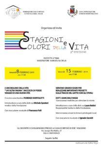 Stagioni e colori della vita @ Casa di riposo di Roè Volciano | Lombardia | Italia