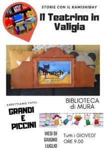 Il teatrino in valigia @ Biblioteca Mura di Palazzolo | Palazzolo sull'Oglio | Lombardia | Italia