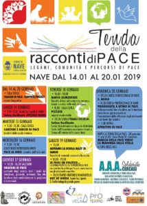 Tenda della Pace - Nave @ Nave