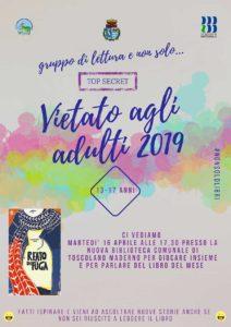 Vietato agli adulti @ biblioteca Toscolano Maderno | Toscolano Maderno | Lombardia | Italia