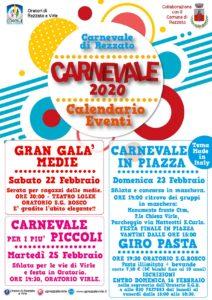 Carnevale a Rezzato @ Rezzato e Virle | Rezzato | Lombardia | Italia