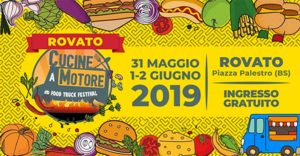 Cucine a motore a Rovato @ Piazza Palestro Rovato | Brescia | Lombardia | Italia
