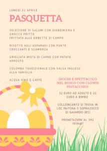Pasquetta a Colleincanto @ Colleincanto | Gavardo | Lombardia | Italia