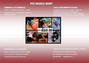 BIMBINFORMA di e con Marcella Fanzaga @ I.dan.ce International dance center