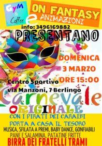 Carnevale a Berlingo @ Berlingo   Berlingo   Lombardia   Italia
