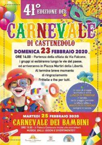41° Carnevale a Castenedolo @ Castenedolo | Castenedolo | Lombardia | Italia