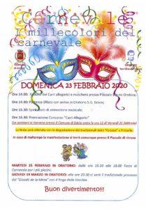 Carnevale Edolo @ Edolo | Edolo | Lombardia | Italia