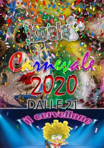 Carnevale  al Koala @ Parco giochi Koala | Brescia | Lombardia | Italia