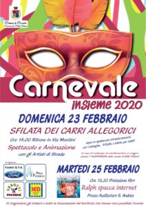 Carnevale insieme a Concesio @ Concesio | Concesio | Lombardia | Italia