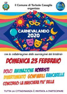 Carnevale a Torbole Casaglia @ Torbole Casaglia | Torbole Casaglia | Lombardia | Italia