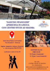 Apericena in lingua @ Brescia | Brescia | Lombardia | Italia