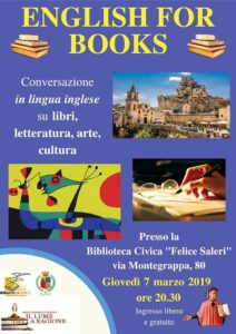 English for books @ Biblioteca Lumezzane | Lumezzane | Lombardia | Italia