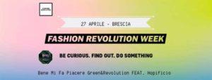 Bene Mi Fa Piacere Green&Revolution Market @ Brescia