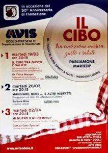 Il cibo tra emozioni, musica, gusto e salute @ Biblioteca di Odolo | Odolo | Lombardia | Italia