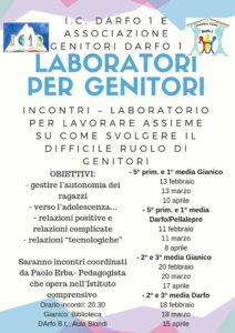 Incontri per genitori a Darfo @ Darfo e Gianico