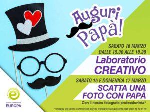 Auguri papà @ centro commerciale Europa | Palazzolo sull'Oglio | Lombardia | Italia