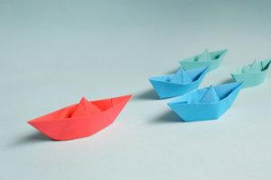 Laboratorio di origami @ Biblioteca del Villaggio Sereno