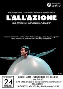 L' All'azione @ Il Giardino dei Ciliegi - Show  | Brescia | Lombardia | Italia