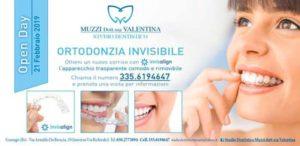 Open day gratuito per ortodonzia invisibile @ Studio dentistico Muzzi dott.ssa Valentina