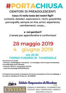 #PORTACHIUSA @ Forno Fusorio di Tavernole | Concesio | Lombardia | Italia