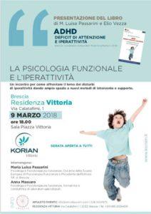 Psicologia Funzionale e Iperattività @ Residenza Vittoria