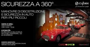 Sicurezza a 360° Gradi @ Museo Delle Mille Miglia