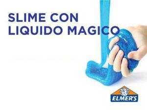 Slime con liquido magico @ Negozi Giustacchini  Roncadelle | Roncadelle | Lombardia | Italia