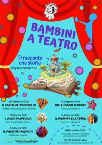 Ti racconto una storia - Bambini a Teatro @ Teatro Zero Negativo