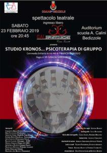 Studio Kronos... psicoterapia di gruppo @ Auditorium scuola Calini Bedizzole