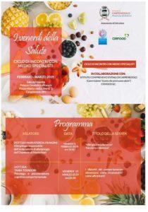 Venerdì della salute @ Sala polivalente – Palazzo Deodato Laffranchi
