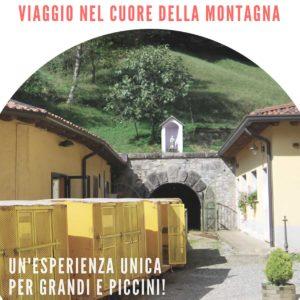 Viaggio nel cuore della montagna - Esperienze in Miniera @ Miniera Pezzaze | Pezzaze | Lombardia | Italia