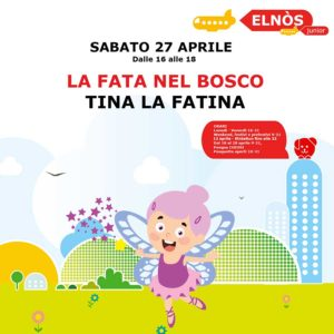 Tina la Fatina @ ELNÒS Shopping - junior | Roncadelle | Lombardia | Italia
