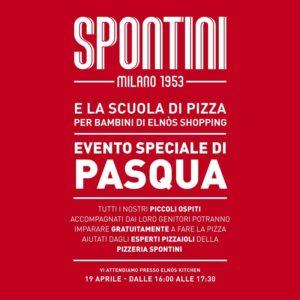 Spontini - la scuola di pizza @ ELNÒS Shopping | Roncadelle | Lombardia | Italia