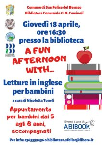 A funny afternoon with ... @ Biblioteca di San Felice