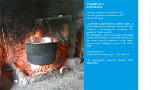 Alla scoperta del Nostrano Valtrompia DOP con Linfainmovimento @ Cascina Fulù - Ombriano - frazione di Marmentino