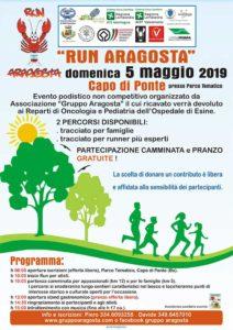 Run Aragosta @ Capo di ponte  parco tematico