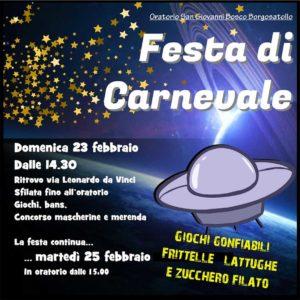 Carnevale a Borgosatollo @ oratorio di Borgosatollo