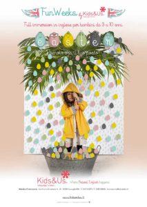 La tua Pasqua in inglese con Kids&Us @ Kids&Us Franciacorta  e Naturalmente Camp di Chiari